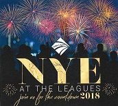 NYE at The Leagues