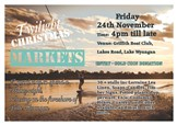 Twilight Christmas Markets @ Griffith Boat Club