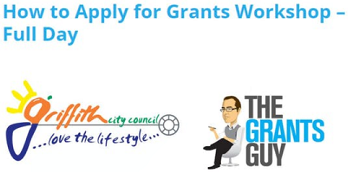 How to Apply for Grants - Workshop Full Day