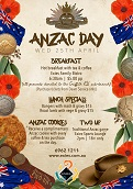 ANZAC Day @ The Exies
