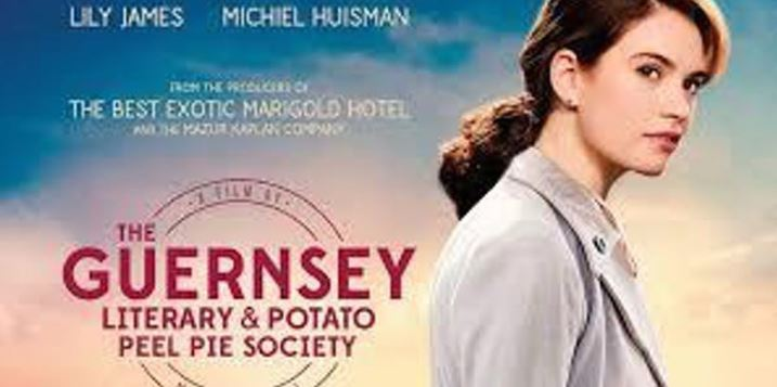 Seniors Movie - The Guernsey Literary & Potato Peel Pie Society