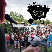 Griffith Spring Fest - Street Launch Party