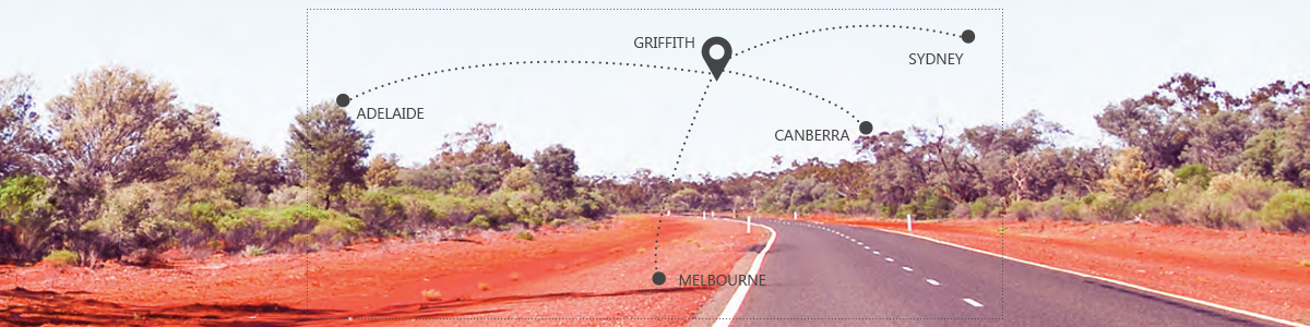Getting Here :: Visit Griffith