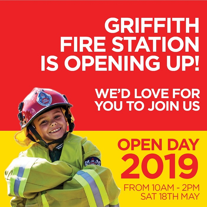 Fire & Rescue NSW Open Day - Griffith 311 Station