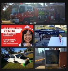 Fire & Rescue NSW Open Day - Yenda 512 Station