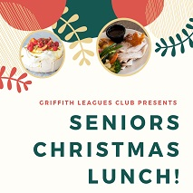 Seniors Christmas Lunch