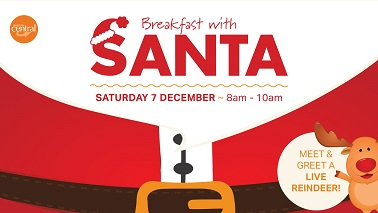 Breakfast with Santa @ Griffith Central - SOLD OUT