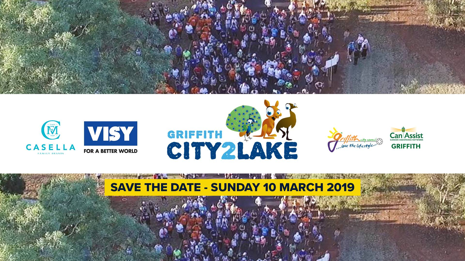 City2Lake 2019 for Griffith Can Assist
