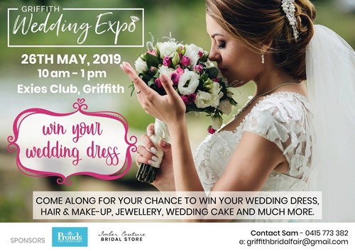 Griffith Bridal Fair