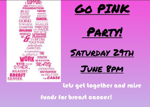 Go Pink Party
