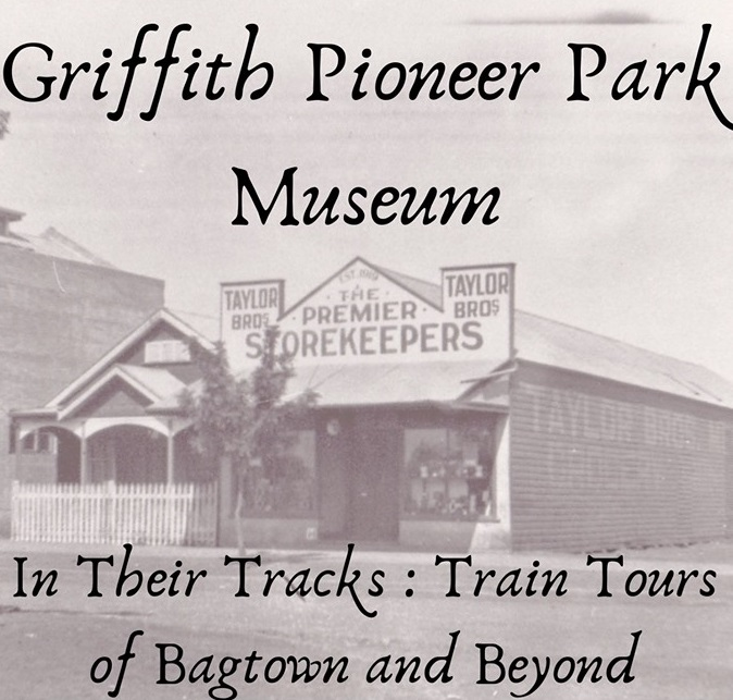 In Their Tracks - Train Tours of Bagtown and Beyond