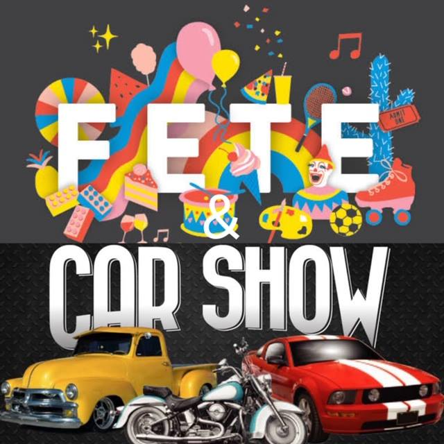 Yenda P & C Fete and Car Show