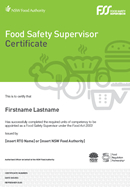 Food And Safety Nsw