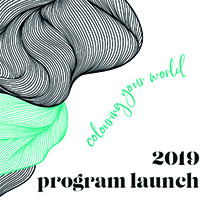 2019 Program Launch - Griffith Regional Art Gallery