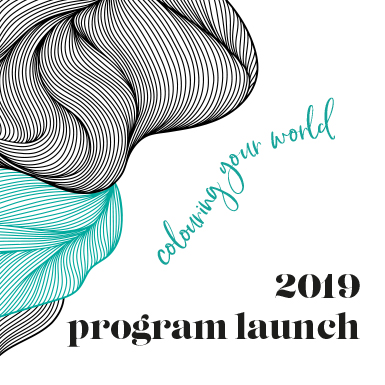 2019 Program Launch