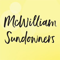 McWilliam's Sundowner Art Talk