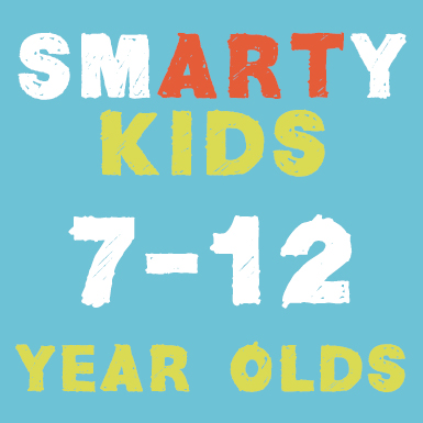 smARTy kids 9 - 12 year olds