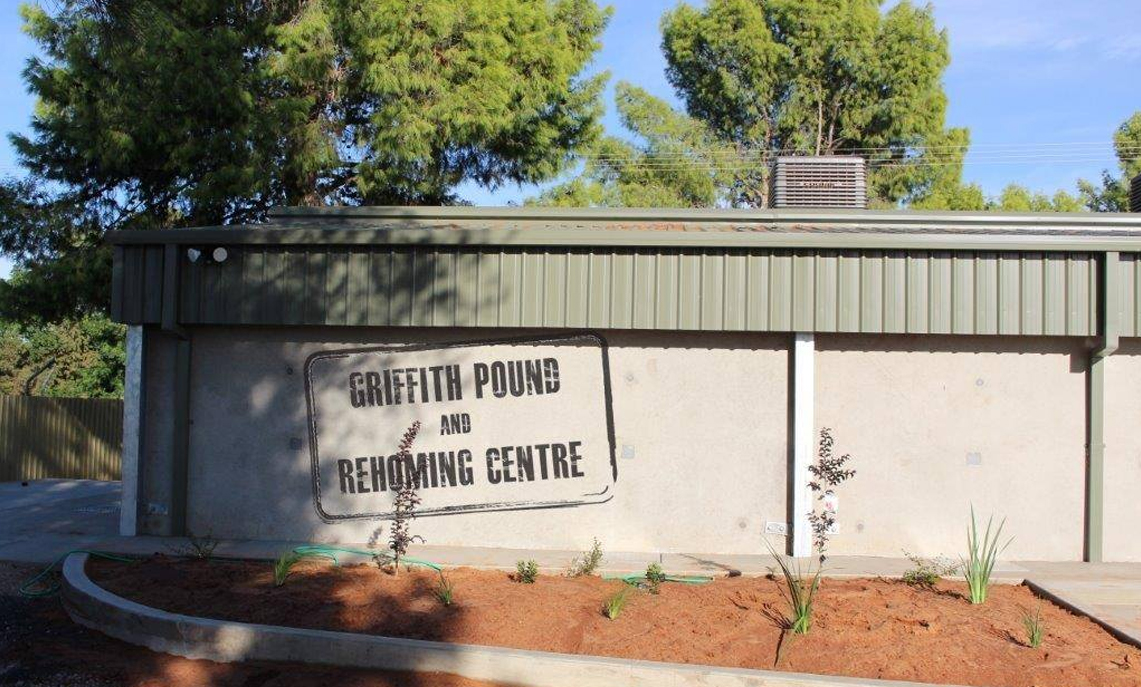 Griffith City Pound and Rehoming Centre