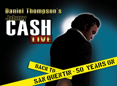 CASH LIVE - SAN QUENTIN 50 YEARS ON