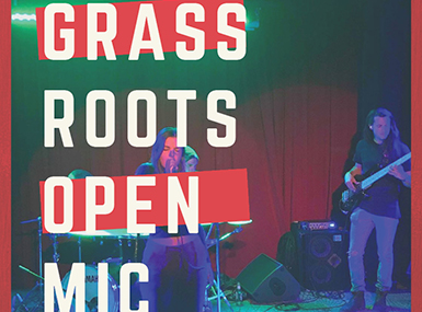 GRASS ROOTS OPEN MIC COMP