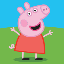 Peppa Pigs Surprise