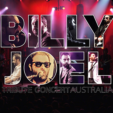 BILLY JOEL TRIBUTE CONCERT