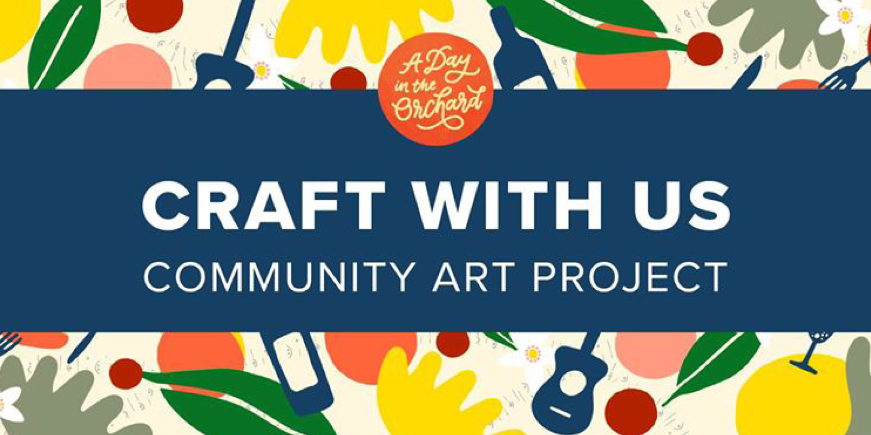 Come Craft With Us!