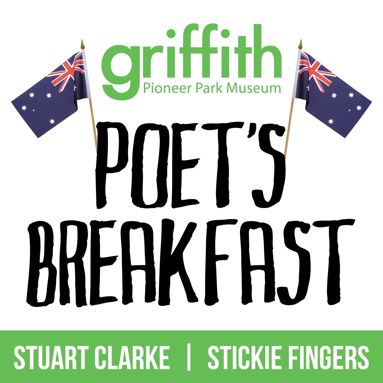 Poet's Breakfast at The Museum