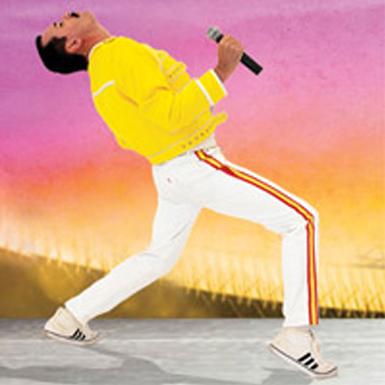 QUEEN – BOHEMIAN RHAPSODY GREATEST HITS TOUR