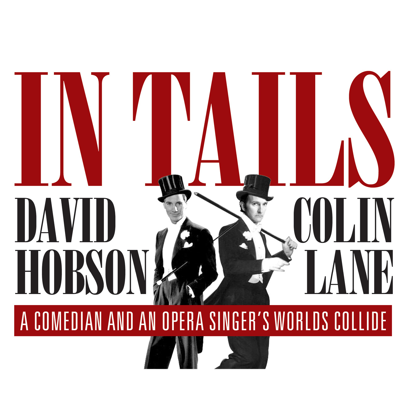 David Hobson & Colin Lane 'IN TAILS'