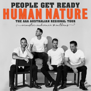 Human Nature 'People Get Ready'