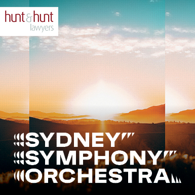 SYDNEY SYMPHONY ORCHESTRA DOUBLE THE DELIGHT