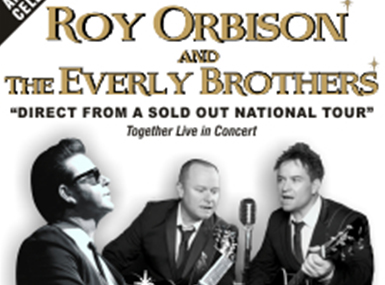 ROY ORBISON & THE EVERLY BROTHERS