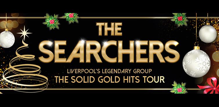 The Searchers - The Solid Gold Hits Tour