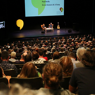 Sydney Writers Festival: Live & Local