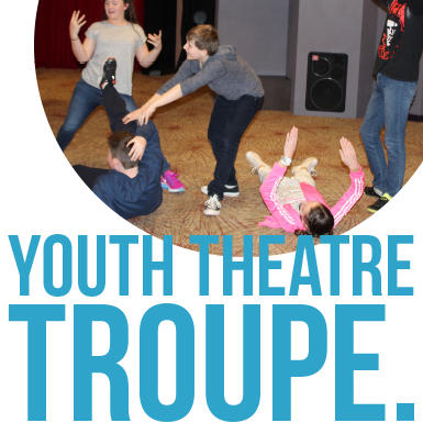 Youth Theatre Troupe classes - Seniors