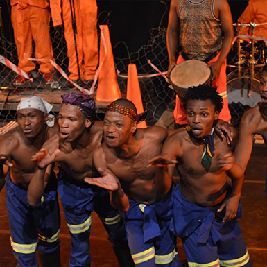 Stimela The Gumboot Musical