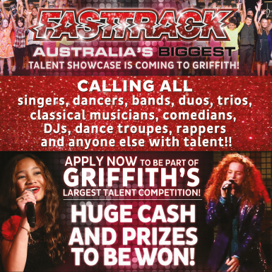 Fast Track - Griffith's Got Talent Quest