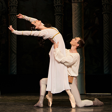 Romeo and Juliet presented by Russian National Ballet Theatre