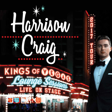 Harrison Craig: Kings of Vegas Lounge Sessions