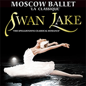 Swan Lake -  Moscow Ballet