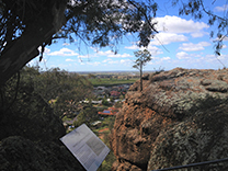 Hermit's Cave Lookout & Trails