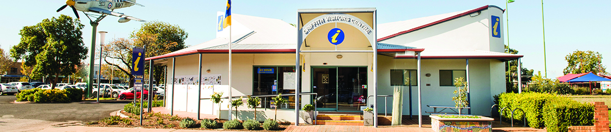 Griffith Visitor Information Centre